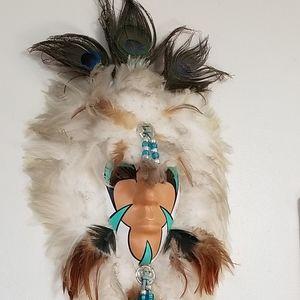 Native American Indian Masks